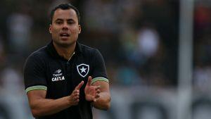 Jair Ventura Botafogo 2017 Taça Rio