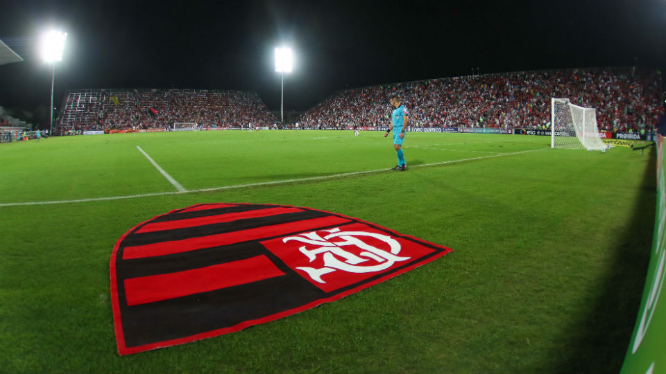 Ilha do Urubu Flamengo São Paulo 2017