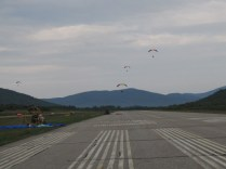 Fly-in At Eastern Slopes