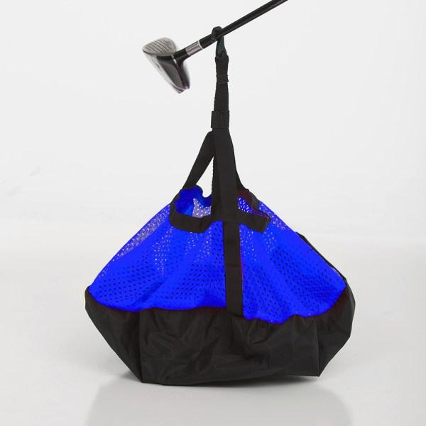 Golf Chute Swing Trainer