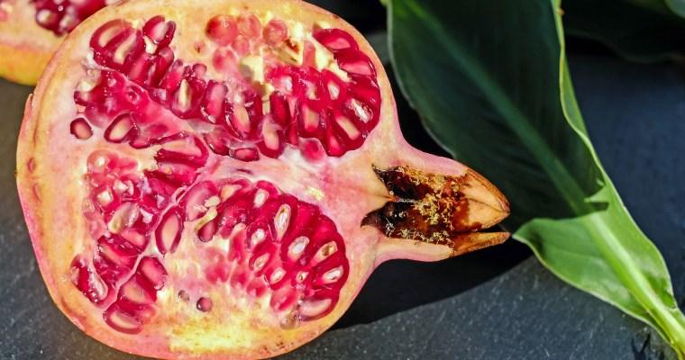 Granátové jablko – pomáha pri nadváhe aj nachladnutí