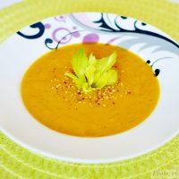 Hokkaido polievka bez smotany