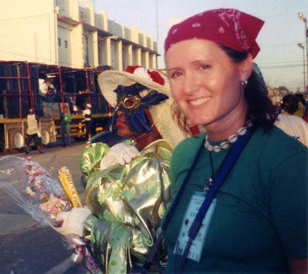 Amelia Ingram Carnival 2003