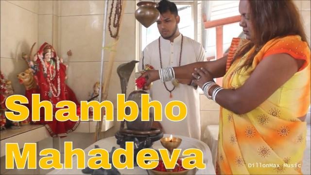 Angie Harrypersad - Shambho Mahadeva
