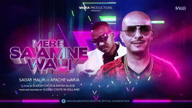 Apache Waria & Sagar Malik - Mere Saamne Wali