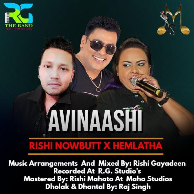 Avinaashi by Rishi Nowbutt ft Hema Dindial