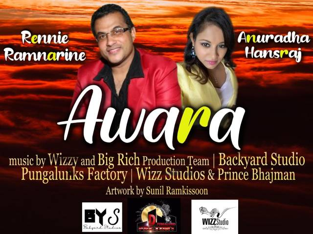 Awara By Rennie Ramnarine & Anuradha Hansraj