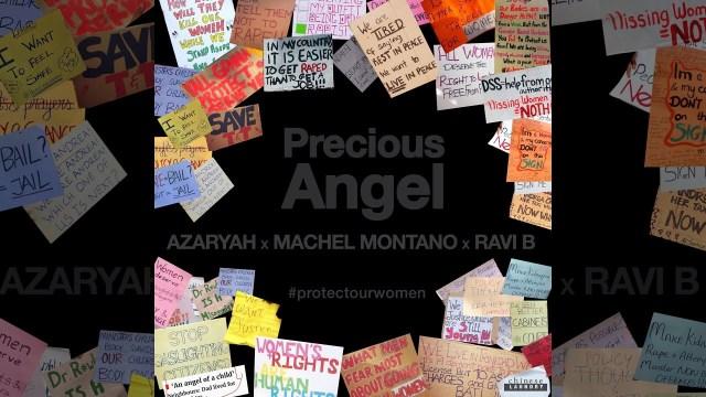 Azaryah x Machel Montano x Ravi B - Precious Angel