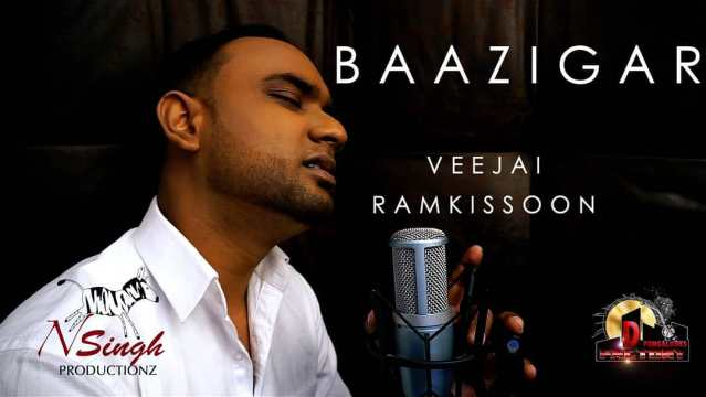 Baazigar By Veejai Ramkissoon (2019 Bollywood Cover)