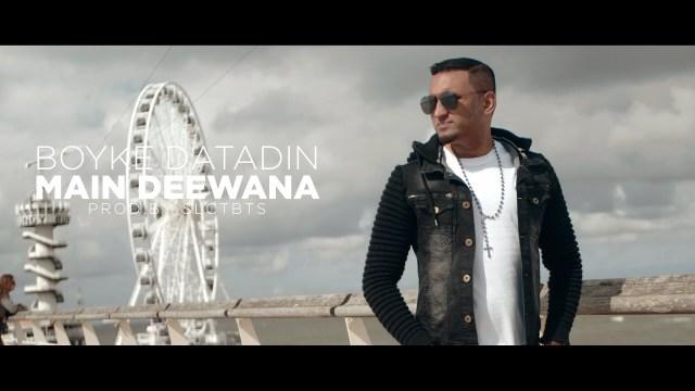 Boyke Datadin - Main Deewana Mix