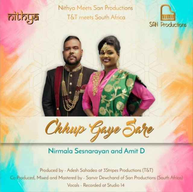 Chhup Gaye Sare By Nirmala Sesnarayan & Amit Dookram