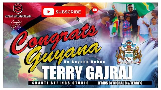 Congrats Guyana 🇬🇾