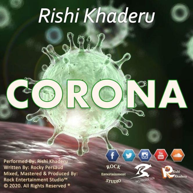 Corona By Rishi Khaderu