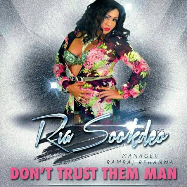 Don't Trust MAN! by Ria Sookdeo