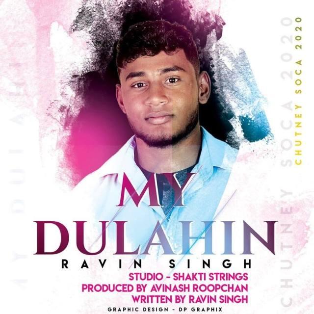 Dulahin wearing Sindoor by Ravin Singh