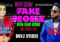 Fake People By Arijit Singh & Vicadi Singh