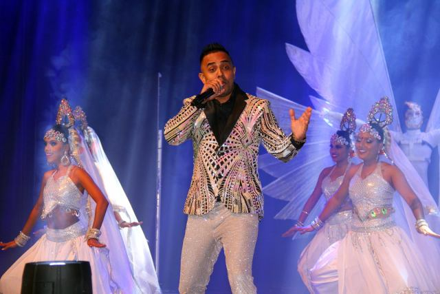 GI Beharry wins Chutney Soca Monarch 2021