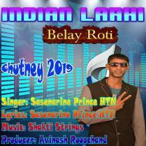 Indian Larki (belay The Roti) By Sasenarine Htn (2019 Chutney Music)