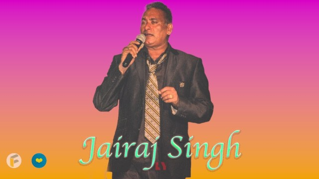 Jairaj Singh - Jhilmil Sitaron Ka Angan Hoga (Bollywood Cover 2021)