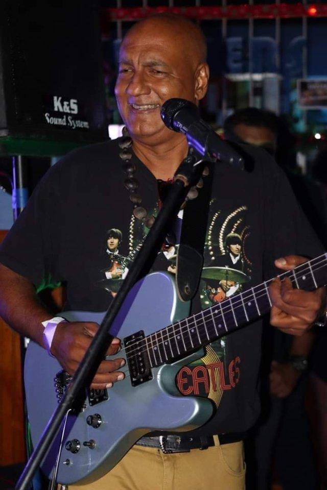 Joel Ali Mayaro The Band Has Passed Away