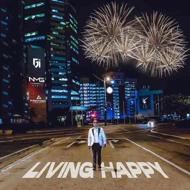 Living Happy by GI (2020 Chutney Soca)