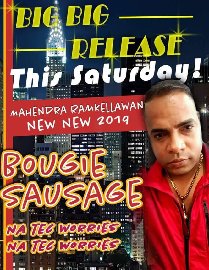 Mahendra Ramkellawan - Na Tek Worries (Chutney 2019)