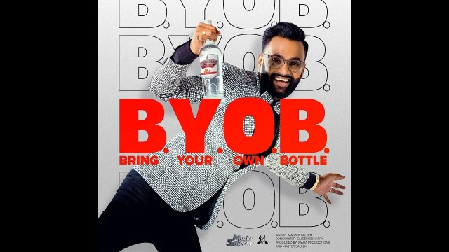 Master Saleem Beharry - Bring Your Own Bottle