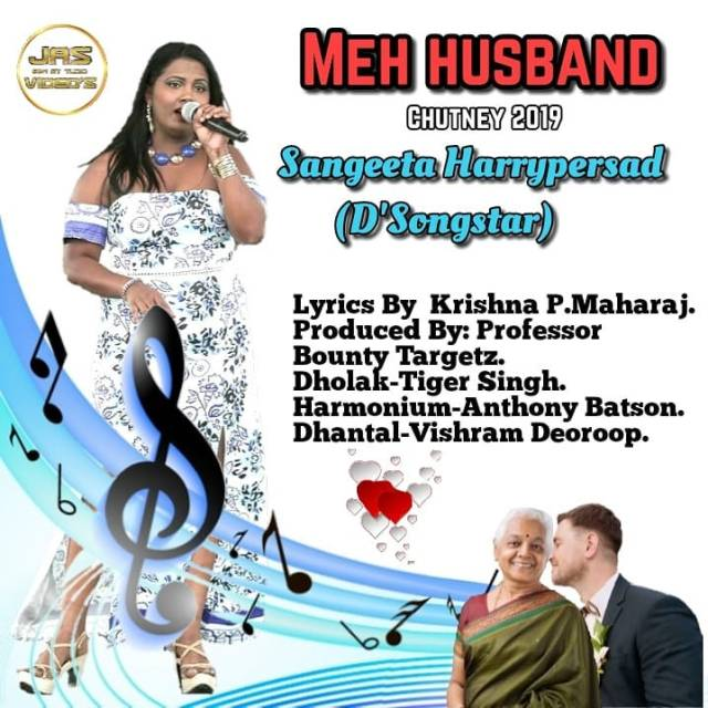 Meh Husband By Sangeeta Harrypersad (d'songstar)