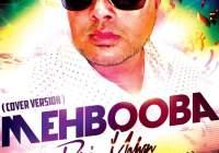 Mehbooba by Ravi Mohan