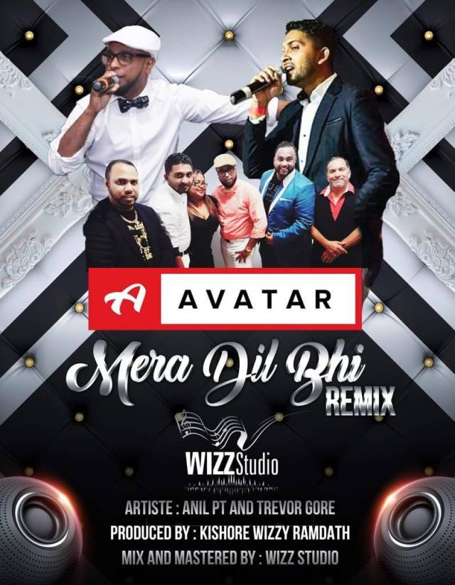 Mera Dil Bhi Kitna Pagal Hai By Avatar The Band (2019 Bollywood Remix)