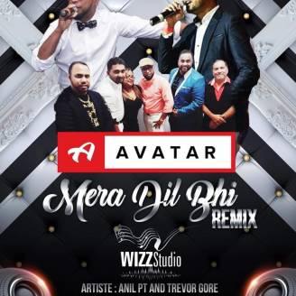 Mera Dil Bhi Kitna Pagal Hai By Avatar The Band (2019 Bollywood Remix)