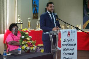 Ministry of Tourism, Culture and the Arts - Schools' Chutney Soca Monarch