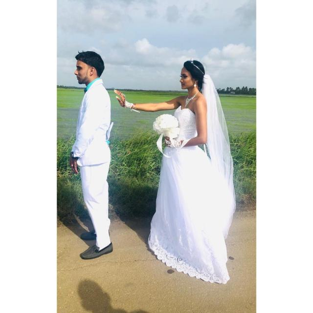 Mr V Wedding