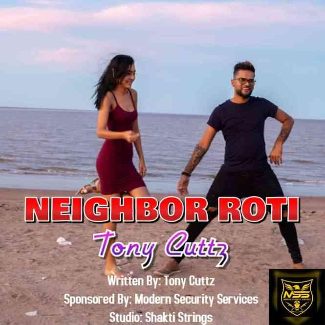 Neighbour Roti by Tony Cuttz