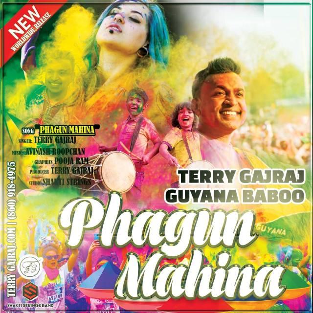 Phagun Mahina By Terry Gajraj (2019 Holi Music)