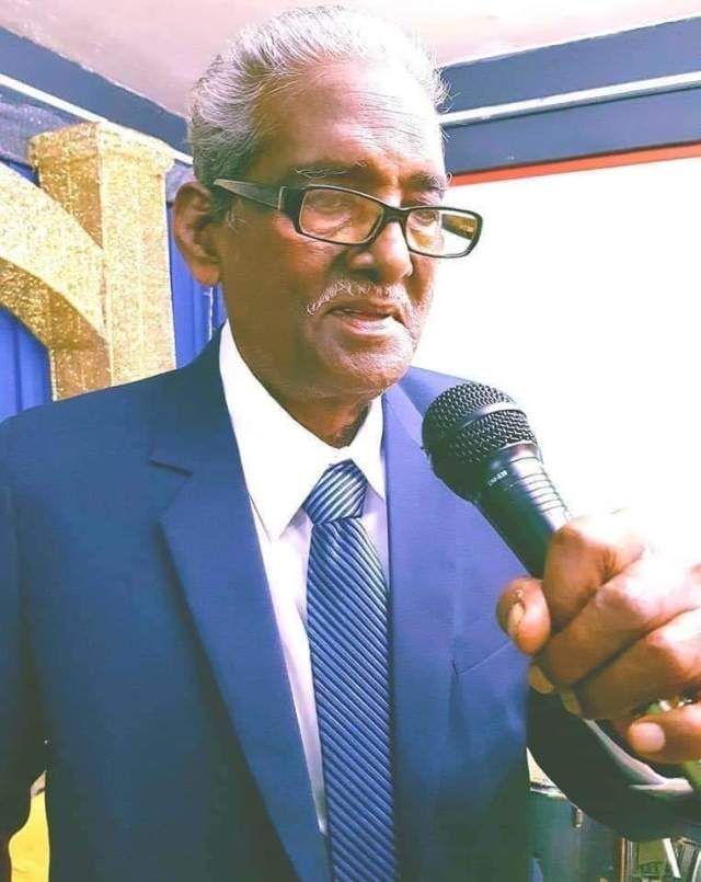 Rampersad Ramkhelawan has Passed Away