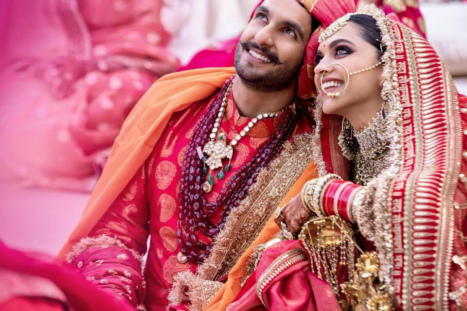 Ranveer & Deepika Singh 2
