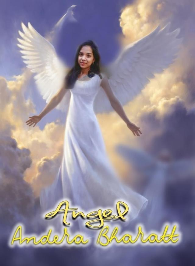 Rip Andrea Bharatt