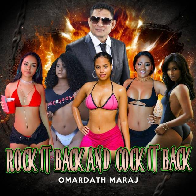 Rock it Back by Omardath Maraj x Maha