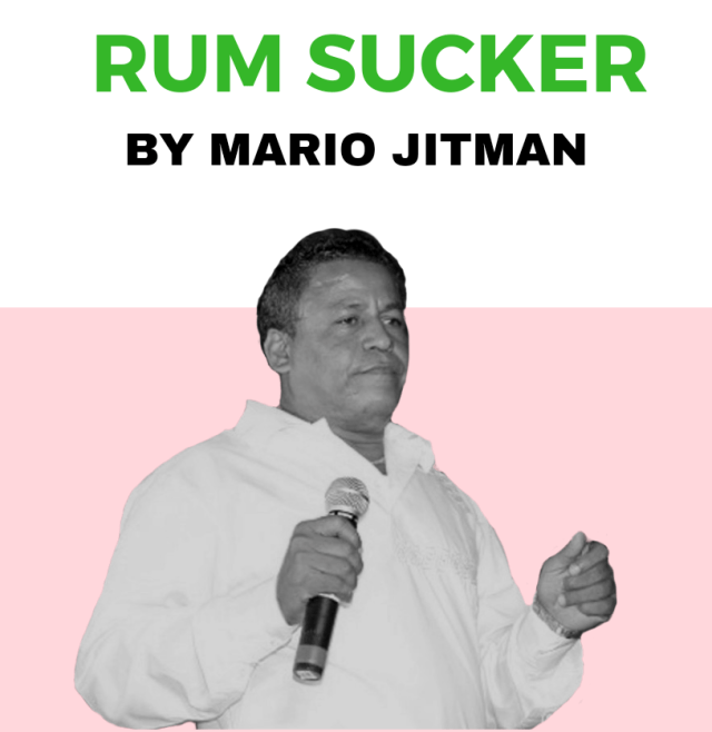 Rum Sucker By Mario Jitman (2019 Chutney Soca)