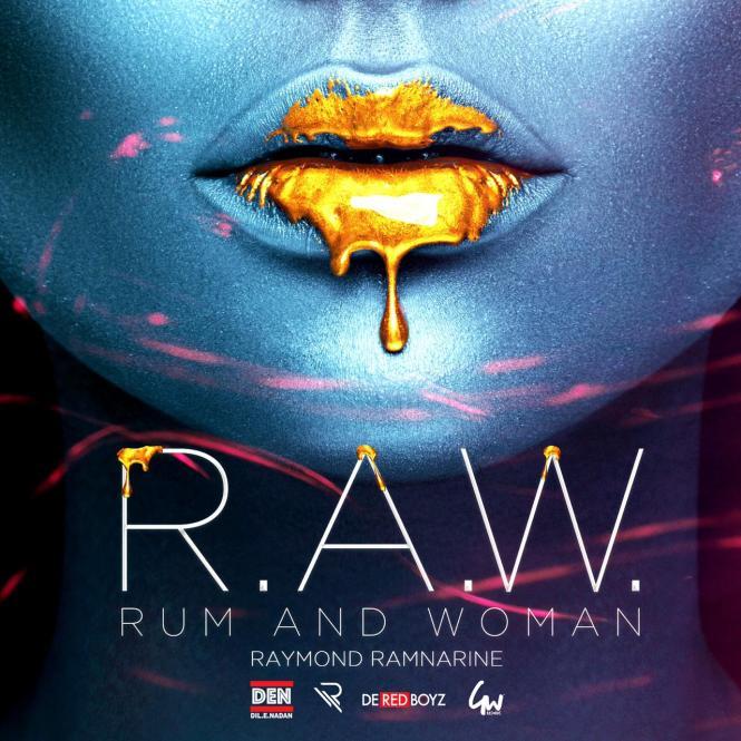 Rum & Woman By Raymond Ramnarine