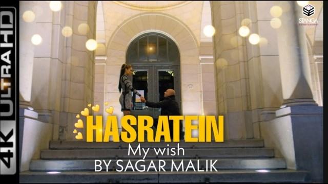 Sagar Malik - Hasraten Hai Bahut Magar