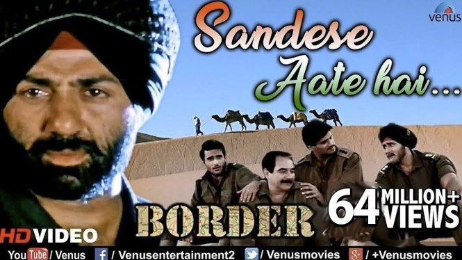 Sandese Aate Hai Border Patriotic Song