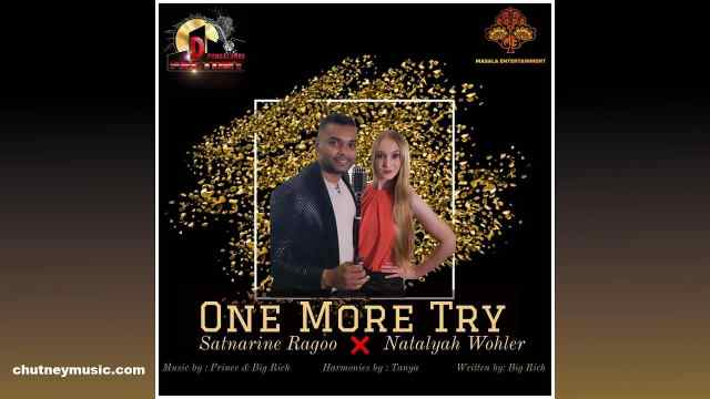 Satnarine Ragoo & Natalia Wohler One More Try