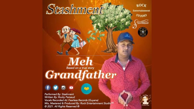 Stashment - Meh Grandfather