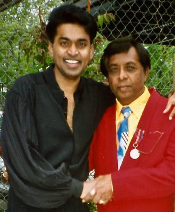 Sundar Popo & Terry Gajraj