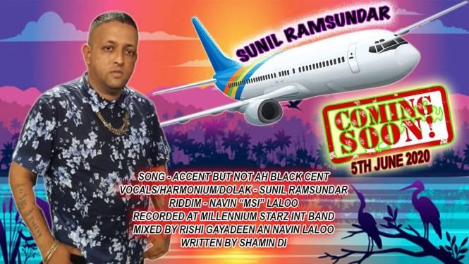 Sunil Ramsundar Accent Not Ah Black Cent