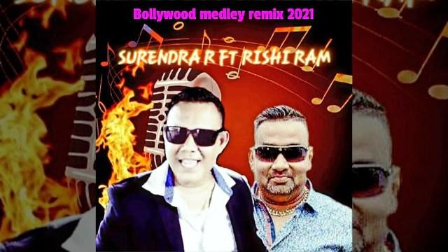 Surendra Ramoutar ft Rishi Ram - Bollywood Medley Remix 2021