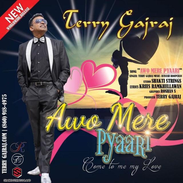 Terry Gajraj Awo Mere Pyaari