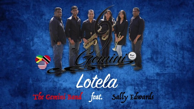 The Gemini Band Ft Sally Edwards - Lotela